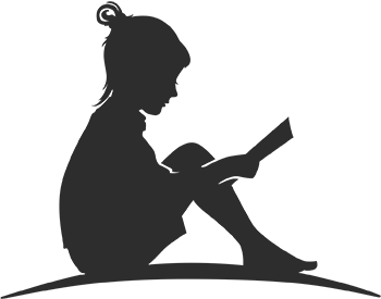 Logo Chica Leyendo