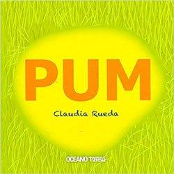 PUM: Un libro sobre las huellas y onomatopeyas