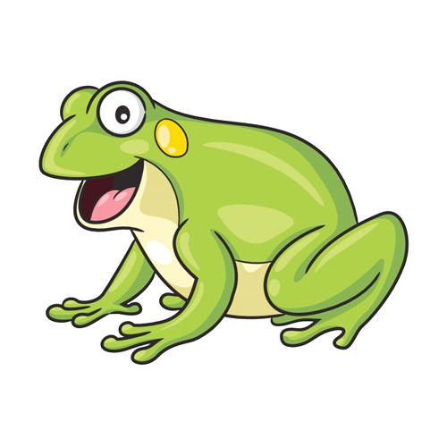 La rana que quiso hincharse como un buey
