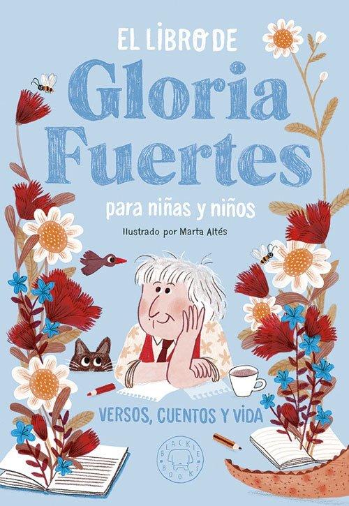 El libro de Gloria Fuertes para niñas y niños