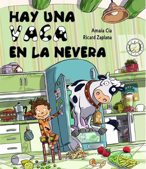 Hay una vaca en la nevera
