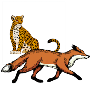La raposa y el jaguar